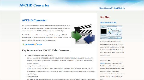 avchdconverter