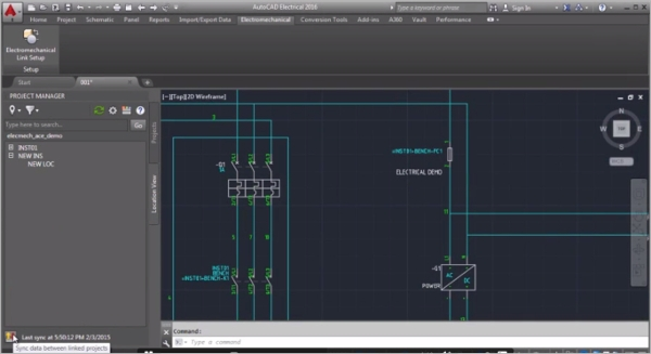 autocad electrical1