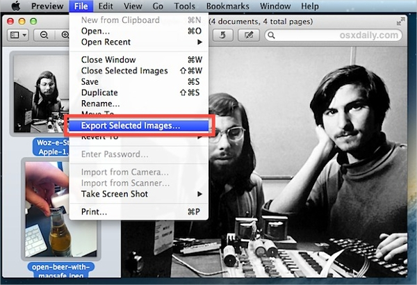 batch image conversion in mac os