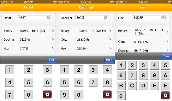 binary octal decimal hex calculator1