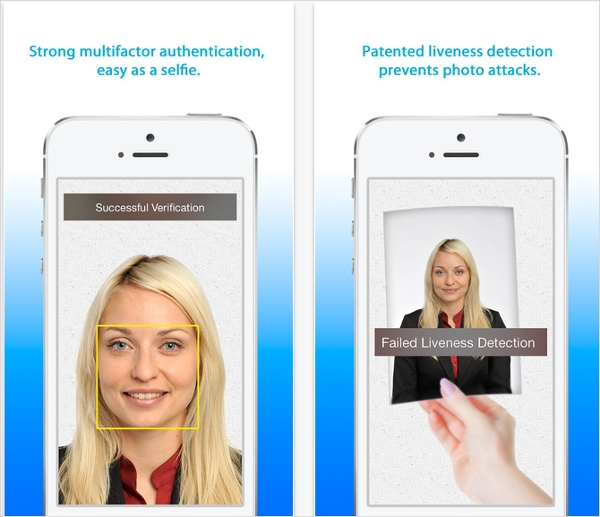 bioid facial recognition authenticator