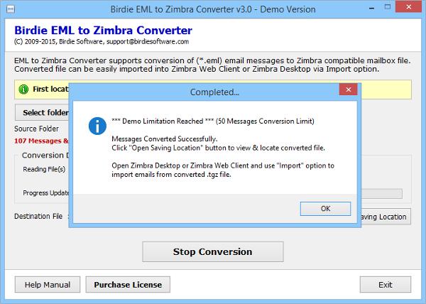 birdie eml to pdf converter1