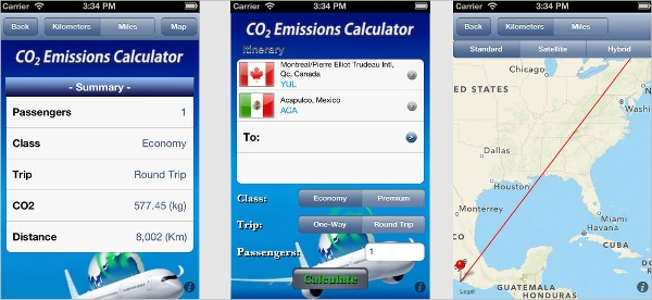carbon emissions calculator