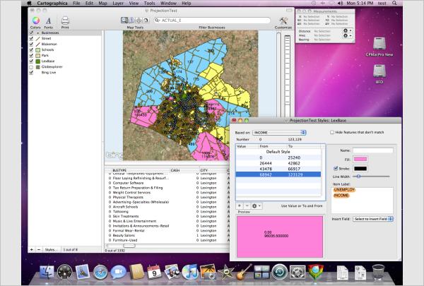 cartographica gis