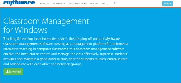 classroom management for windows