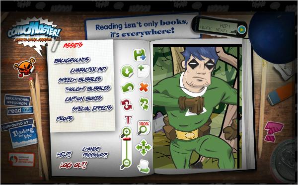 comic master1