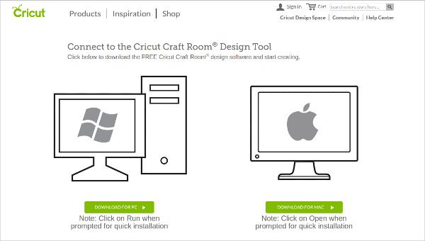 Cricut craft room software for mac