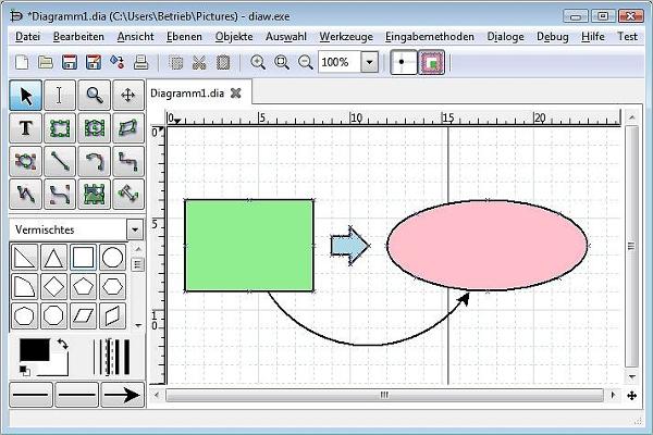 dia diagram editor1