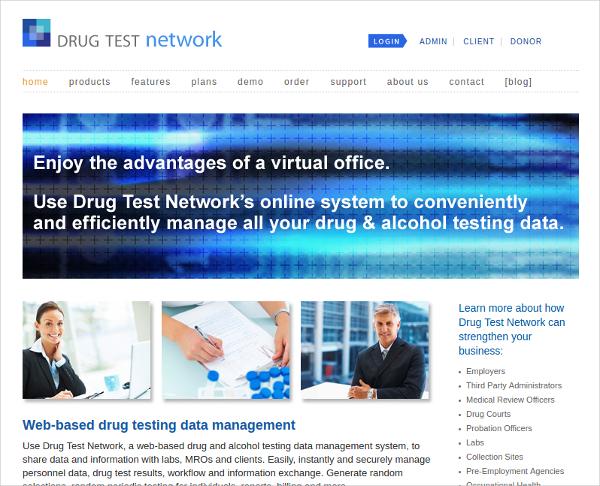 drug test network