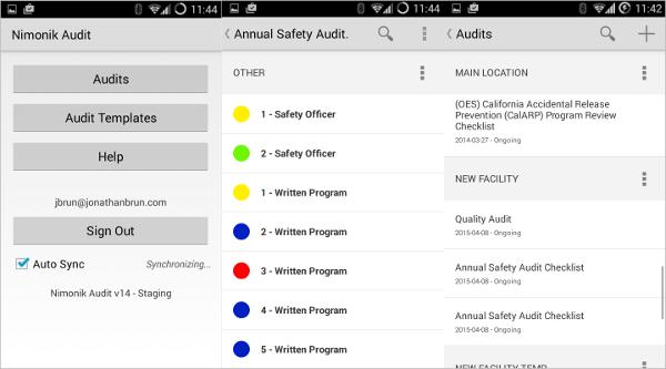 ehs quality audit by nimonik