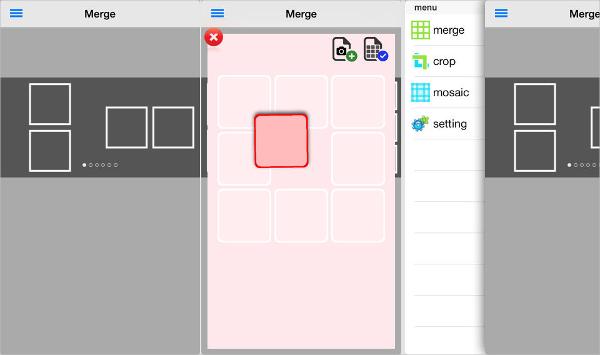 easy photo merge