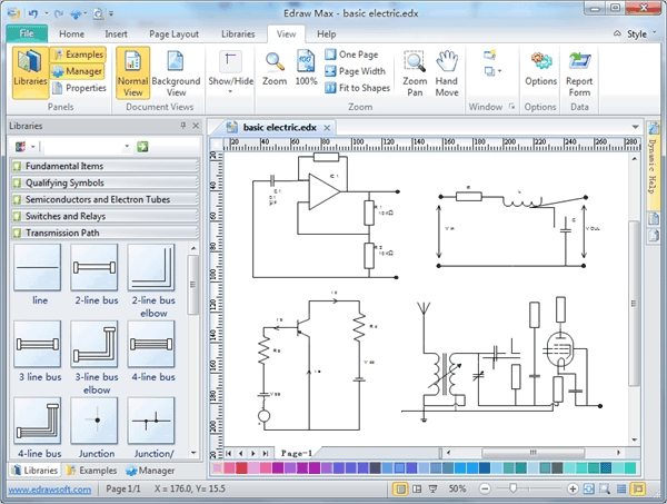 6 best electrical plan software free download for windows Best free drawing programs