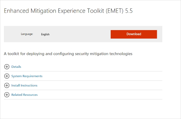 enhanced mitigation experience