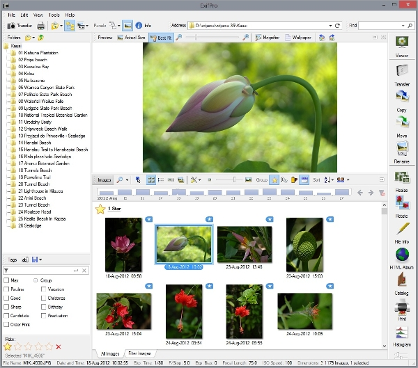 exifpro image viewer