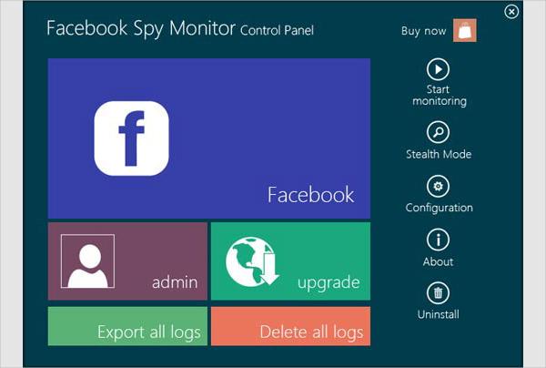 facebook spy monitor
