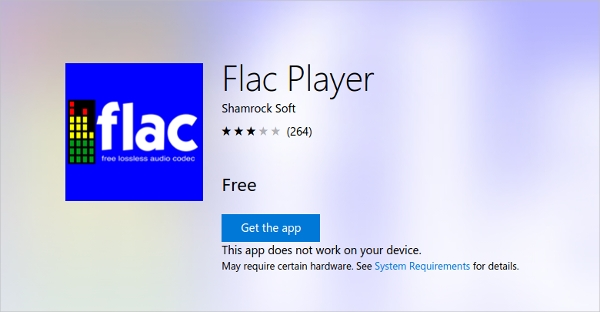 flac player for windows
