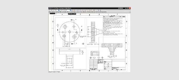 6 best 2d cad software free download for windows mac for Online cad drawing software