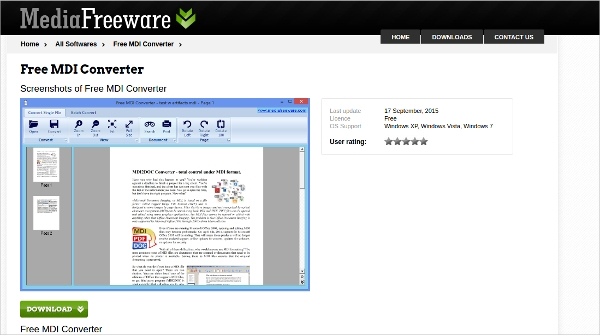 Convert mdi to pdf online, free and fast