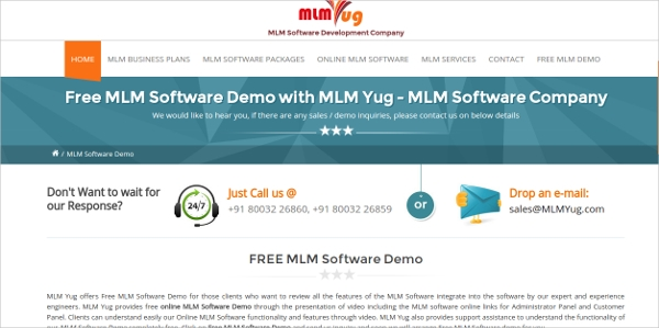 free mlm software