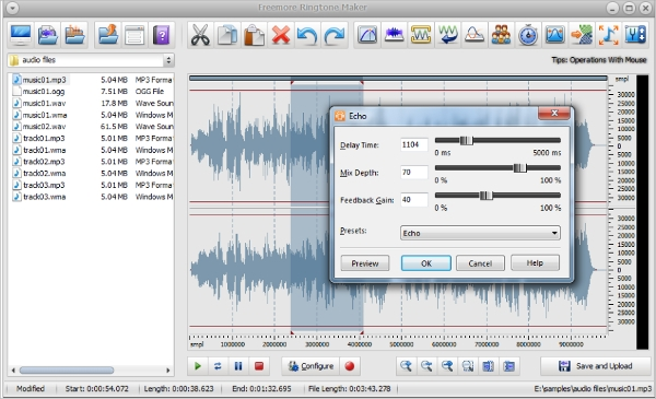 free ringtone maker software  for pc