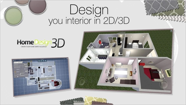 6 best architectural design software free download for - Free 3d home design software for mac ...