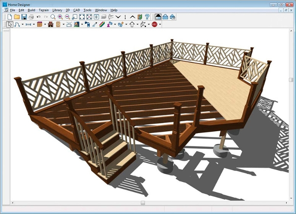 6 Best Deck Design Software Free Download for Windows