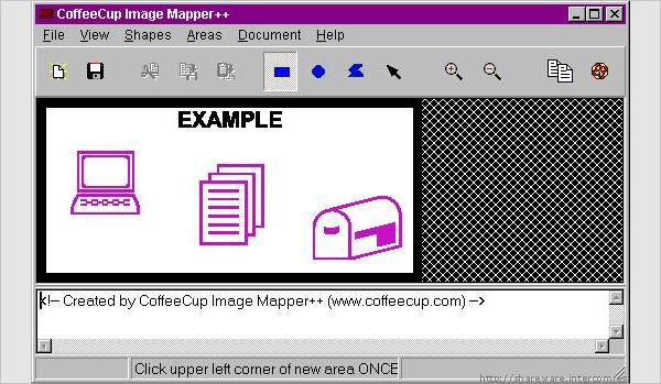 image mapper
