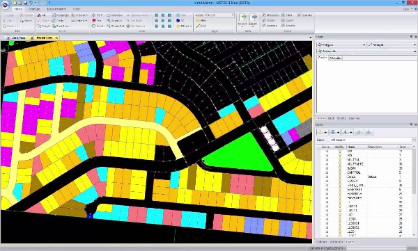 land surveying cad software