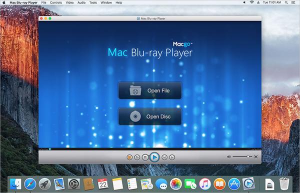 mac blu ray player