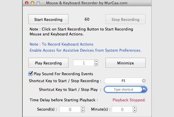 macro recorder for mac