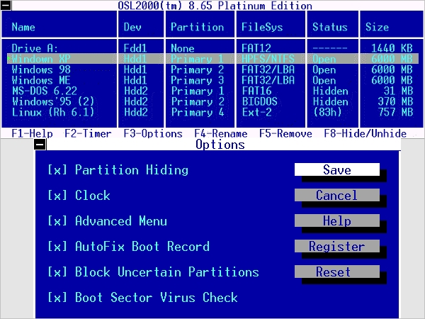 multi boot manager