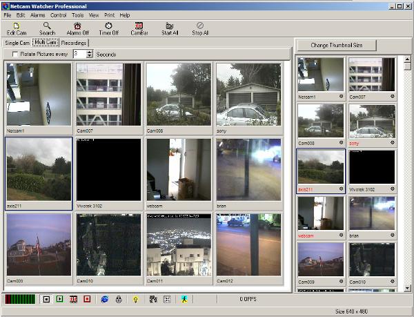 netcam watcher