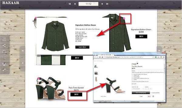 pub html5 product catalogs maker