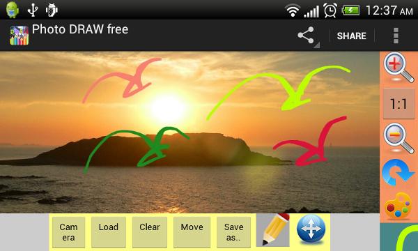 photo draw free