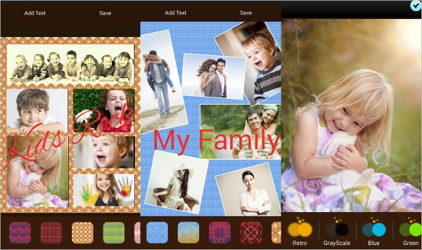 photo mixer for android