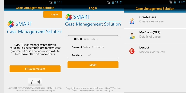 smart case management