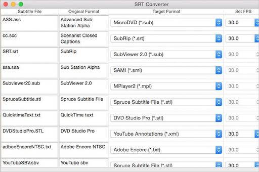 6+ Best SRT File Converter Free Download For Windows, Mac