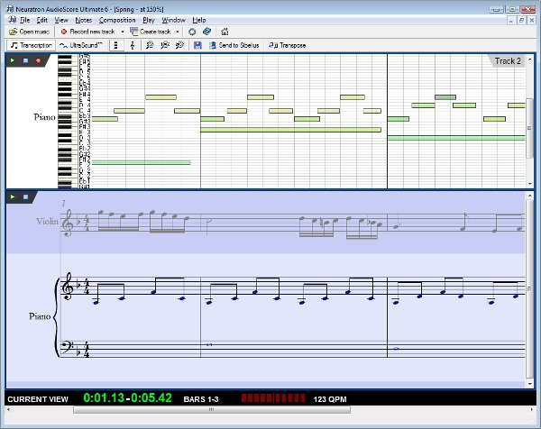 Music Transcription Software Free : 6 best music transcription software free download for windows mac android downloadcloud ~ Vivirlamusica.com Haus und Dekorationen