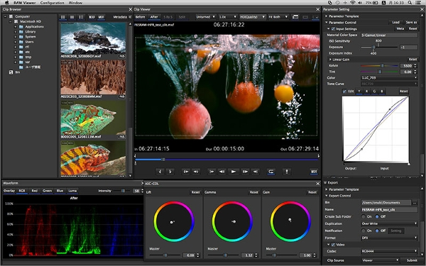 sony creative raw viewer3