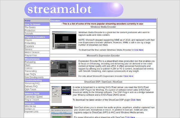 streamlot