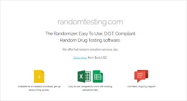 randomtesting