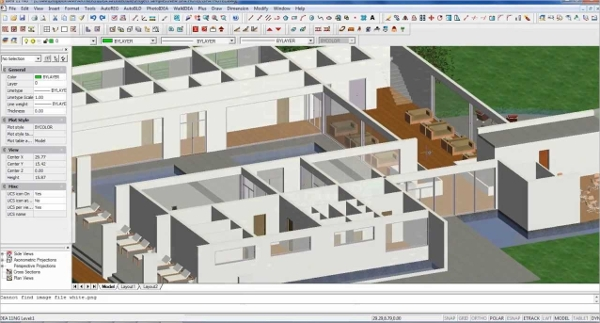28 architectural design software cad software for Architect software