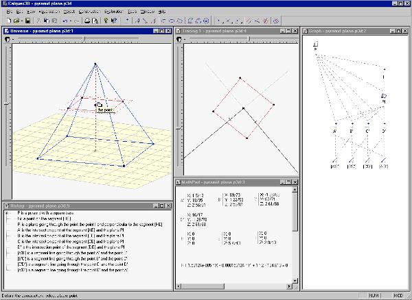 3d dynamic geometry software