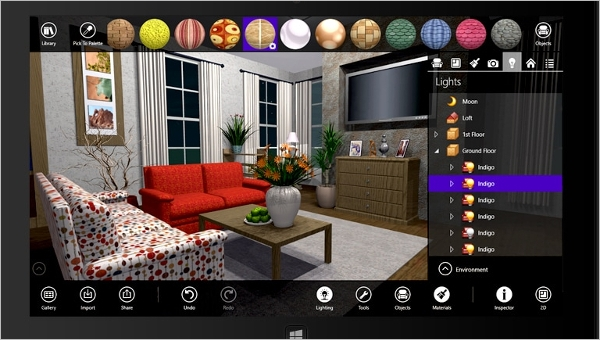 6 Best 3d Interior Design Free Download For Windows Mac Android Downloadcloud