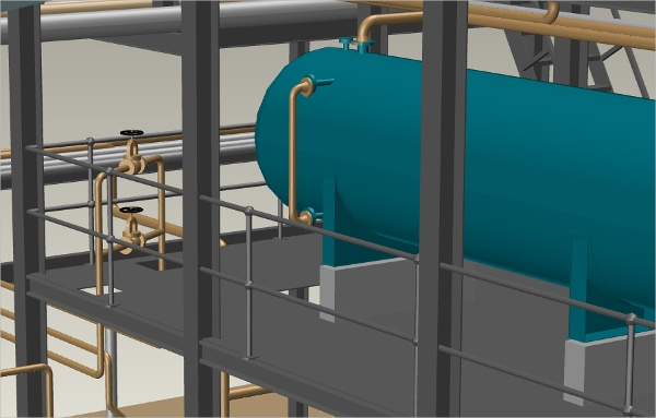 3d piping design