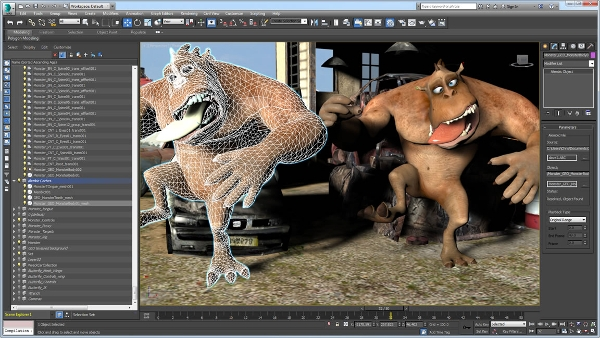 3ds max viewer