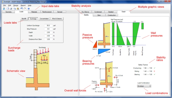asdip structural software