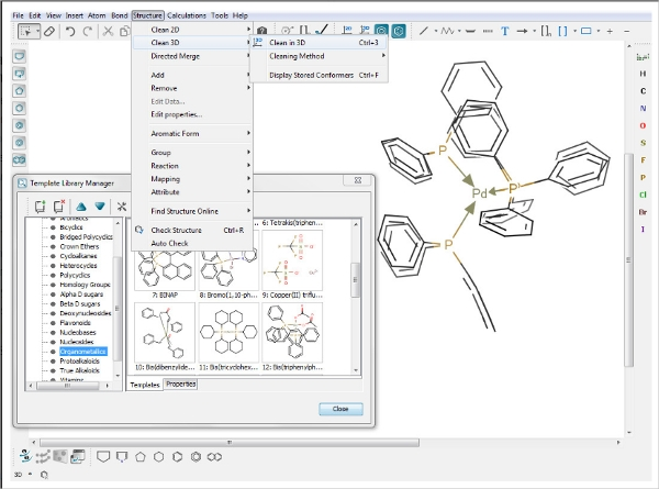 advanced chemical drawing software