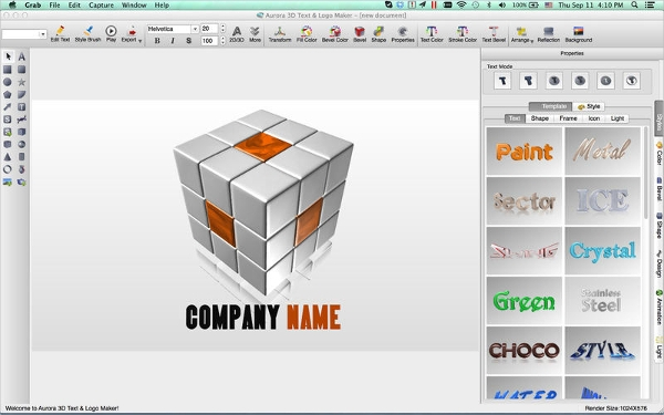 3d Text Video Maker Software Free Download - softcomysoft