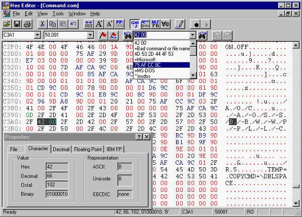 Online binary image editor